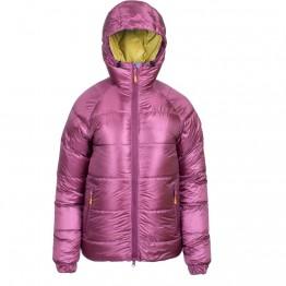 Куртка пуховая Turbat Goverla 2 женская бордовая