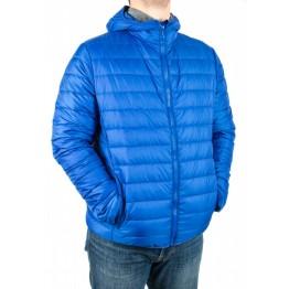 Куртка пухова VsimGir DJ01 чоловіча синя