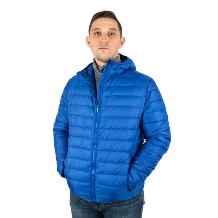 Куртка пухова VsimGir синя чоловіча - купити 6d2c4050f6443