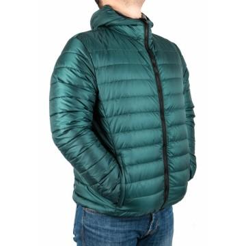 Куртка пуховая VsimGir DJ01 мужская зеленая
