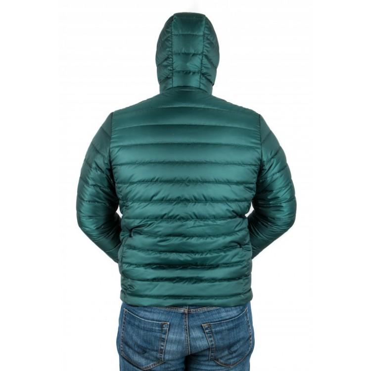 Куртка пухова VsimGir зелена чоловіча - купити d29ca85594657