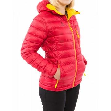 Куртка пухова VsimGir VGD3 жіноча червона