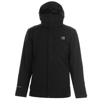 Куртка Karrimor 3 in 1 Weathertite Jacket мужская черная