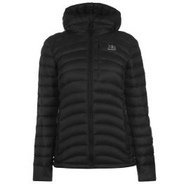 Куртка пухова Karrimor Alpiniste жіноча чорна