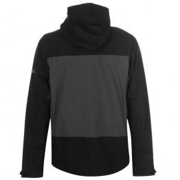 Куртка Karrimor Argon 2L графитовая / черная мужская