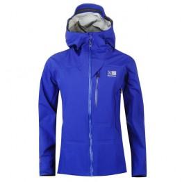 Куртка мембранна Karrimor Hot Rock 3L жіноча синя
