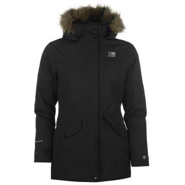Куртка Karrimor Weathertite Parka женская черная