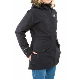 Куртка Karrimor Weathertite Parka жіноча чорна