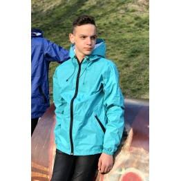 Куртка Legion Hipora мужская светло-бирюзовая