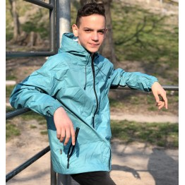 Куртка Legion Hipora чоловіча бірюзова