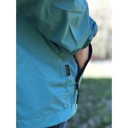 Куртка мембранна Legion ВВЗ чоловіча бірюзова