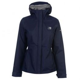 Куртка Karrimor Neon 2.5L темно-синяя женская