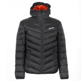 Куртка пуховая Nevica Bubble мужская темно-серая