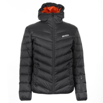 Куртка Nevica Bubble чоловіча темно-сіра
