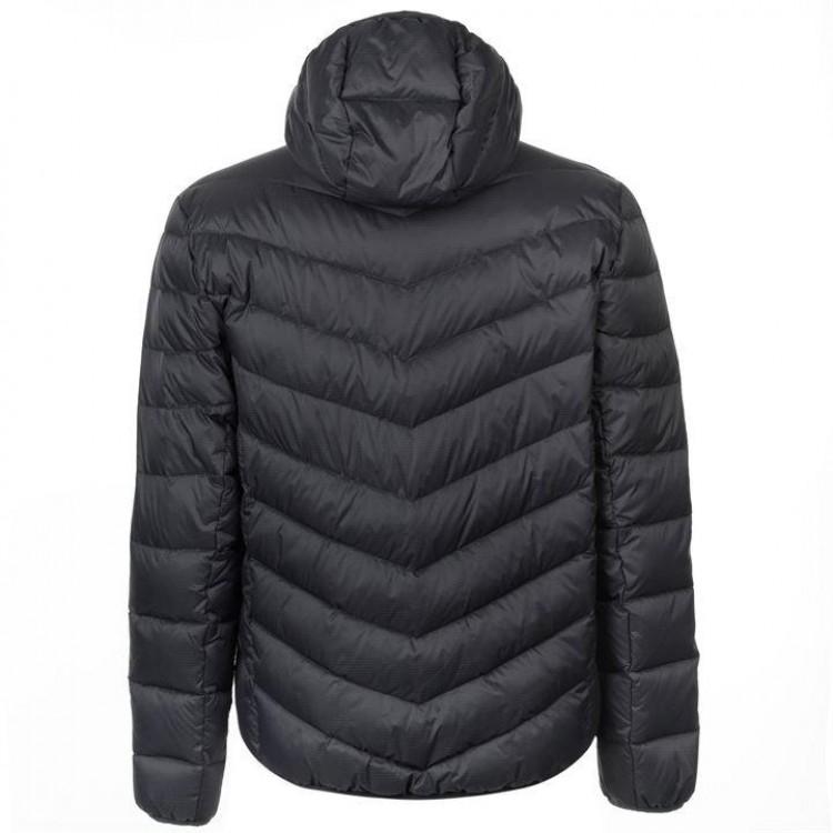 Куртка пухова Nevica Bubble чоловіча темно-сіра - купити 6e32a9527bd27