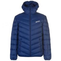 Куртка пухова Nevica Bubble чоловіча синя