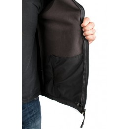 Куртка софтшел Legion Softshell чоловіча black