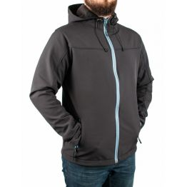 Куртка софтшел Legion Softshell чоловіча black/blue