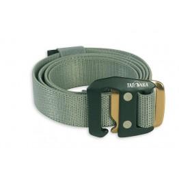 Ремінь Tatonka Stretch Belt 25 mm сірий