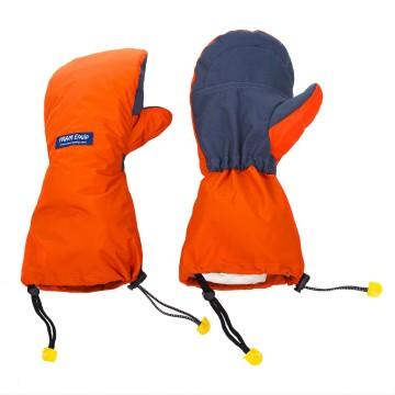 Перчатки Fram Pamir оранжевые/серые