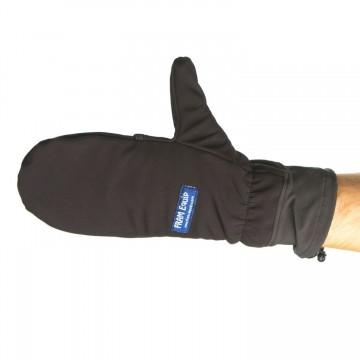 Перчатки Fram Equipment Softshell черные