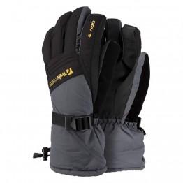 Перчатки Trekmates Mogul Dry Glove Mns черные/серые