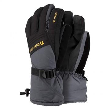 Рукавиці Trekmates Mogul Dry Glove Mns чорні/сірі