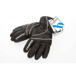 Перчатки Campri Ski Glove детские черные