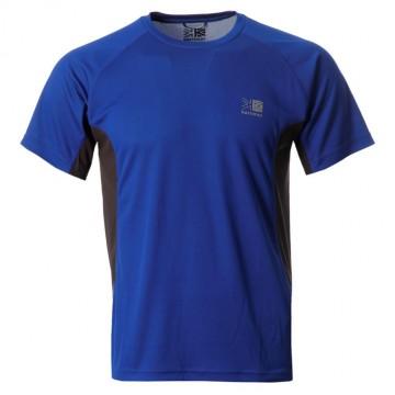 Футболка Karrimor Aspen Tech чоловіча blue