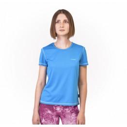 Футболка CAMP Sport OptiDry женская голубая