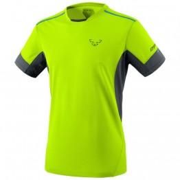 Футболка Dynafit Vertical S/S 2.0 TEE M чоловіча зелена