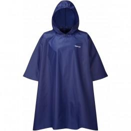 Пончо Trekmates Essential Poncho синее