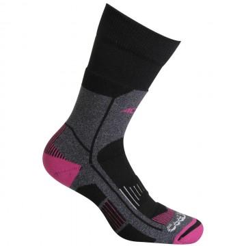 Шкарпетки Accapi Trekking Ultralight Black/Fuxia