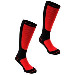 Шкарпетки лижні Campri Ski Socks унісекс червоні