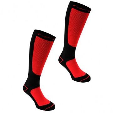 Носки лыжные Campri Ski Socks унисекс красные