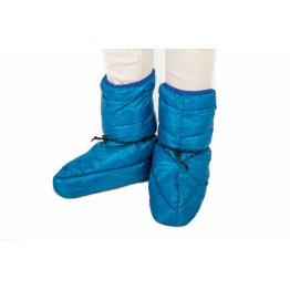 Шкарпетки пухові VsimGir Chuni унісекс сині