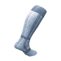 Шкарпетки трекінгові зимові Trekking LongWinter унісекс сірі