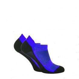 Шкарпетки функціональні Trekking LowDry унісекс чорно-сині