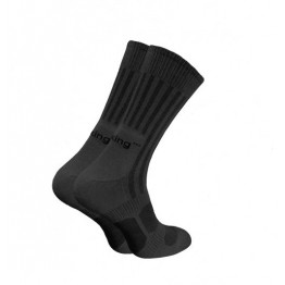 Шкарпетки трекінгові літні Trekking MidLight унісекс чорні