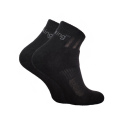 Шкарпетки Trekking ShortDemi унісекс чорні