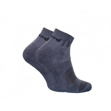 Носки Trekking ShortDemi унисекс серые