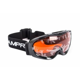 Маска гірськолижна Campri Star Goggle чоловіча чорна
