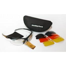 Спортивні окуляри Muddyfox Bike  чорні
