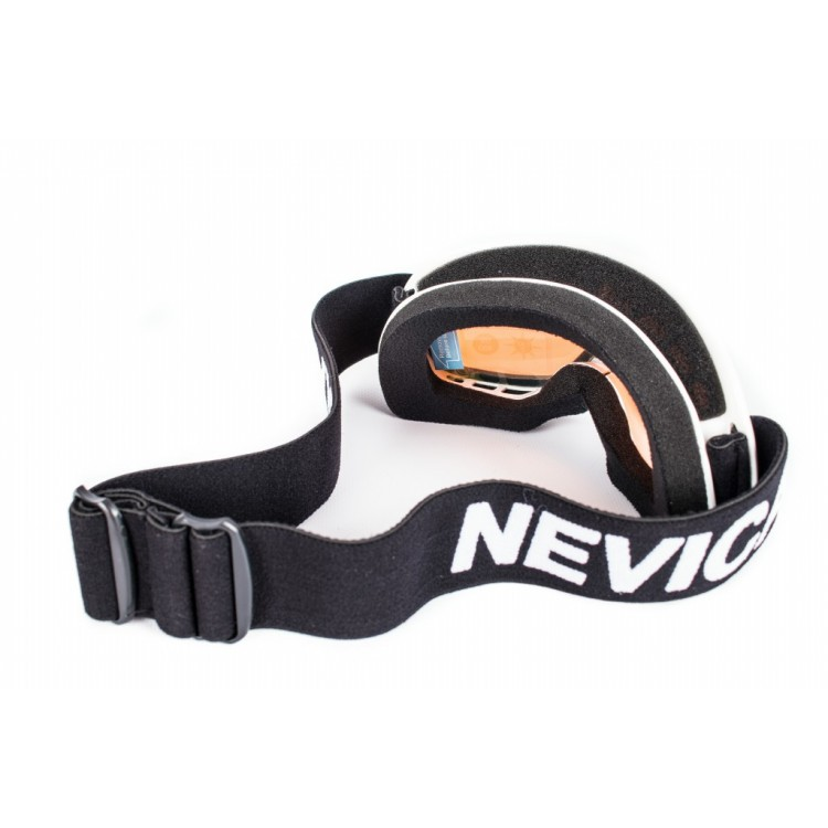 Маска гірськолижна Nevica Ride чоловіча чорна - купити b9fc9297440ae
