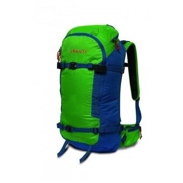 Рюкзак Pinguin Ridge 40 салатовий/синій