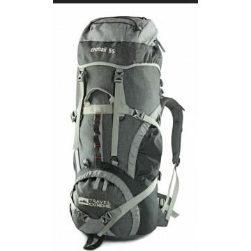 Рюкзак Travel Extreme Denali 55 серый меланж