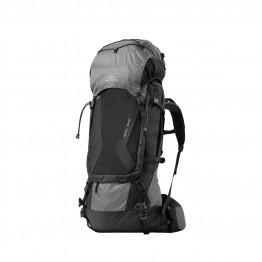 Рюкзак Fjord Nansen Himil 70+10 Solid черный/графитовый