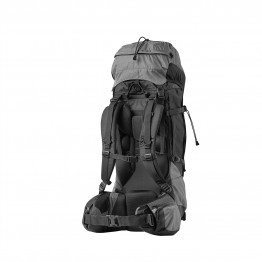 Рюкзак Fjord Nansen Himil 70+10 Solid чорний/графітовий