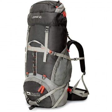 Рюкзак Travel Extreme Denali 55 чорний/червоний
