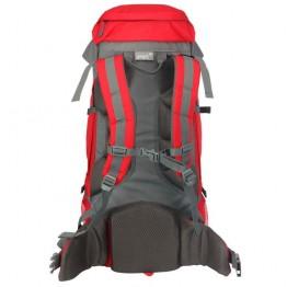 Рюкзак Gelert Shadow 60 + 5 красно-серый